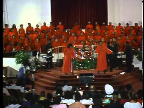 "Georgia Mass Choir - ""He Will Provide"""