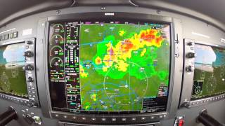 Skytech Product Spotlight: Piper M-Class On Board Weather Radar