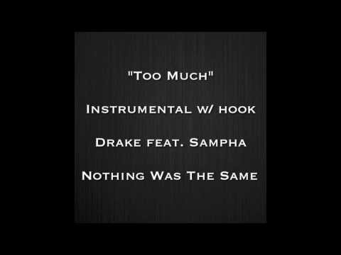 Too Much Instrumental W  Hook By Drake Feat. Sampha Nwts (*dl Link*) video