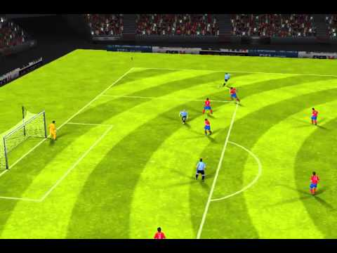 FIFA 14 iPhone/iPad - Corea del Sur vs. Uruguay