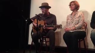 "Mike Doughty performs ""Howard The Duck"" at The George Lucas Talk Show"