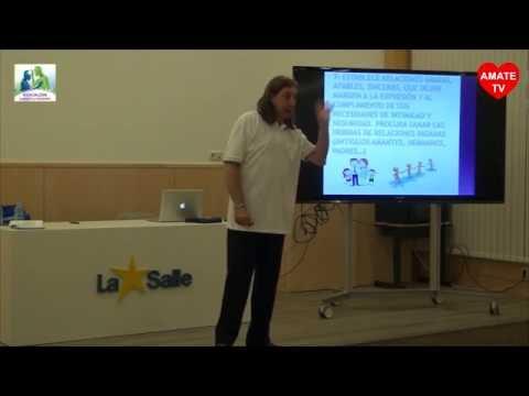 Xavier Pedro Gallego - El decálago de la sanación - II Symposium Amys - AmateTV