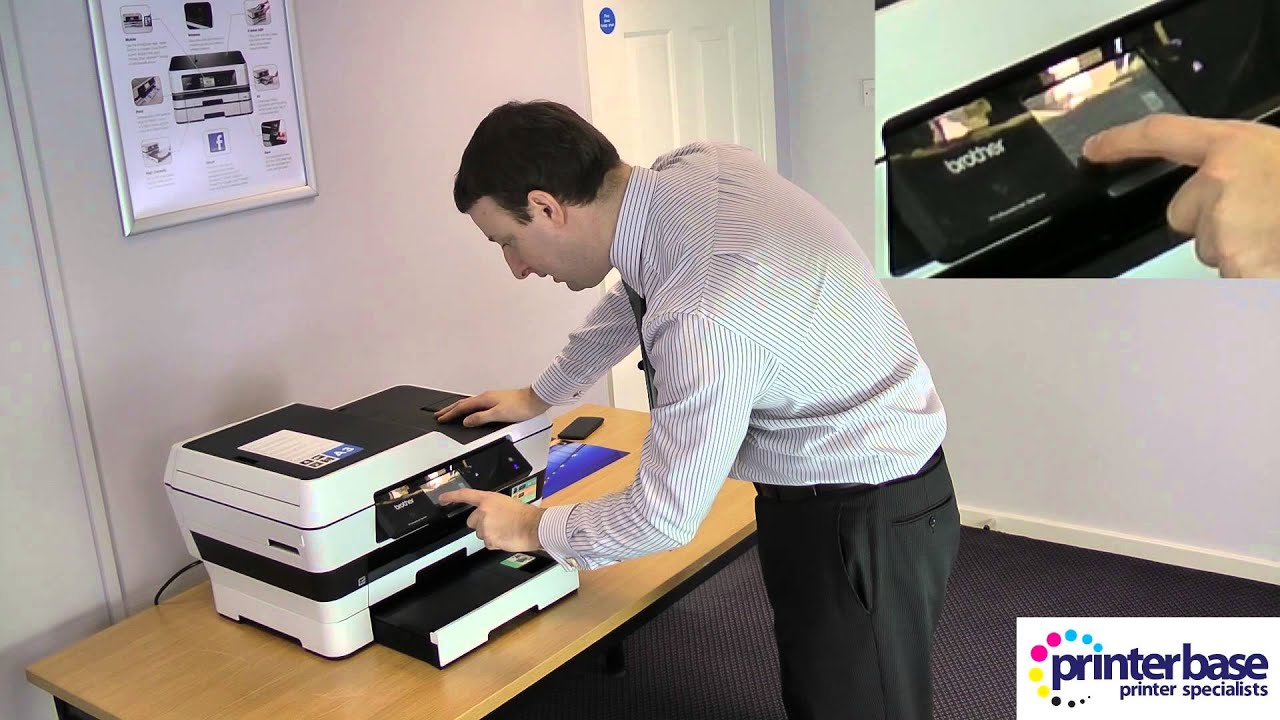 Brother Mfc J6920dw Multifunction Colour A3 Inkjet Printer
