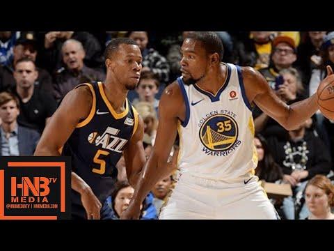 Golden State Warriors vs Utah Jazz Full Game Highlights / Week 11 / Dec 27