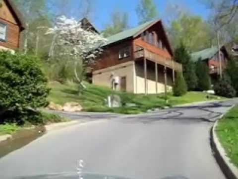 Sherwood Forest Resort, Pigeon Forge, TN - video wmv