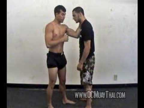 Learning the Muay Thai Clinch Image 1