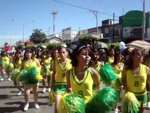 DESFILE DE LA EXPO EN CIUDAD ALTAMIRANO