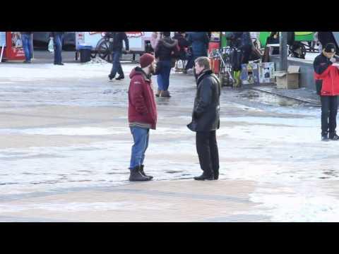 видео люди на улицах