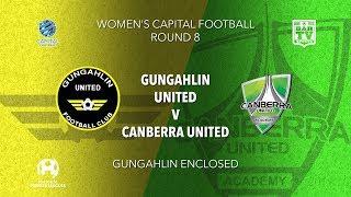 2019 NPL Capital Women's - Round 8 - Gungahlin United FC v Canberra United Academy