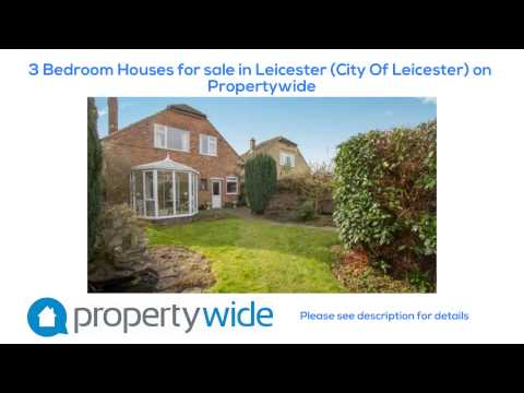 3 Bedroom Houses for sale in Leicester (City Of Leicester) on Propertywide