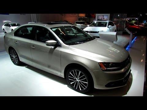 2013 Volkswagen Jetta TDI - Exterior and Interior Walkaround - 2013