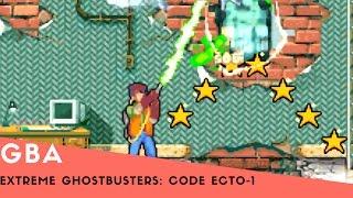 GBA Longplay #23: Extreme Ghostbusters: Code Ecto-1
