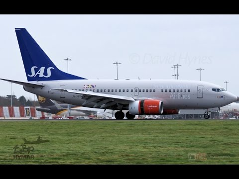SAS Qatar Flybe FedEx Germanwings London Executive Aviation London Stansted Airport