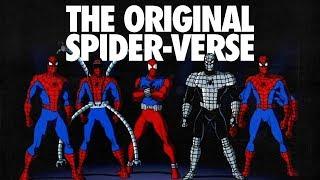 90s Spider-Man Cartoon: The Original Spider-Verse?