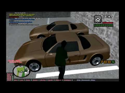 GTA San Andreas Multiplayer - Stunt Time!