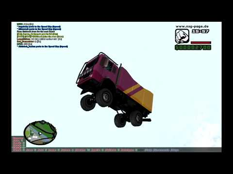 GTA San Andreas Multiplayer - Stunt Time!