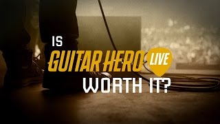 Is Guitar Hero Live Worth It?