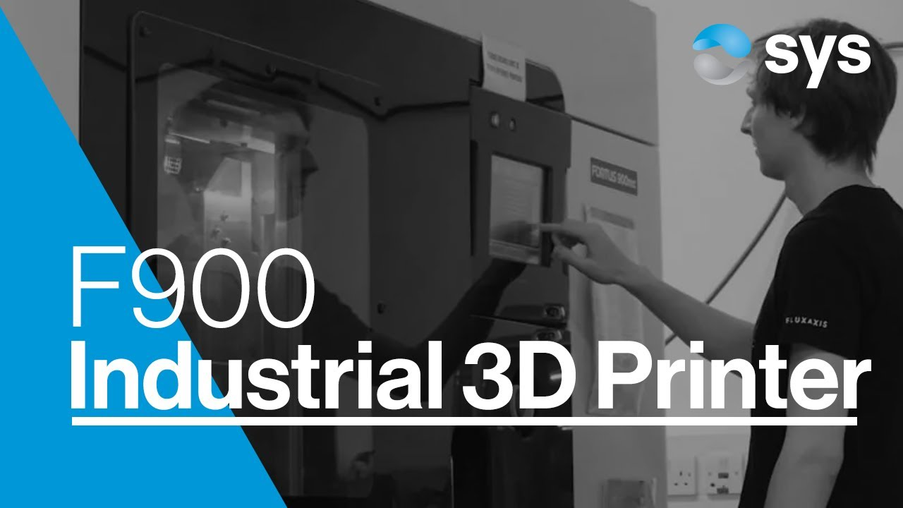 Versatile performance on an industrial scale | Stratasys F900 FDM 3D Printer