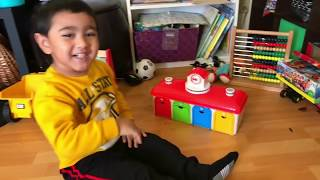 Disney Cars Toys Lightning McQueen Thomas and Friends Trains Tayo the Little Bus Garage
