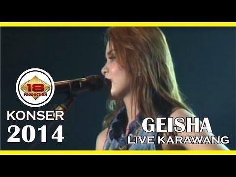 MANTAPP !! SELALU ADA REGGAE DI KONSER ' GEISHA ' KARAWANG 2014'' (Live Konser)
