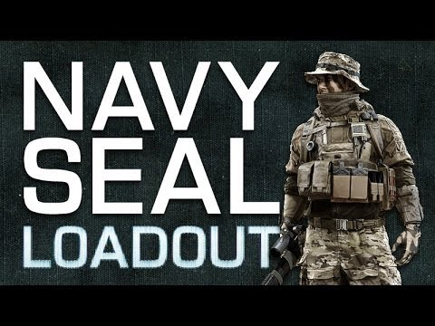 m4 Custom Navy Seals m4 Loadout us Navy Seal