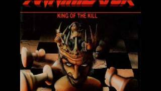 Watch Annihilator King Of The Kill video
