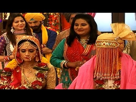 Malaika Becomes Rishi's Bride In 'Kasam Tere Pyar Ki' | #TellyTopUp