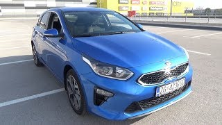 New KIA CEED 2018 in depth FULL review (1.6 CRDi Fresh) - Better than VW Golf?