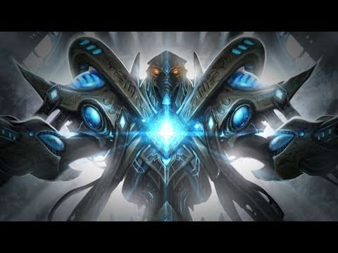StarCraft II - Protoss Overview