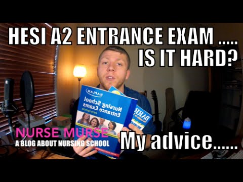 How To Study For The HESI A2 Entrance Exam I Got A 95 Advice Tips What Is The Hesi Test Like