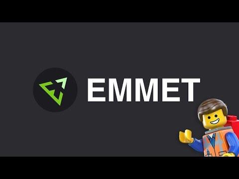 Пишем код быстро благодаря плагину Emmet