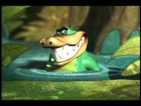 "Cartoon Network Shorties - ""Alligator Liberation"" - YouTube - photo#3"