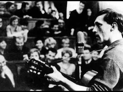 Высоцкий Владимир - Певец у микрофона