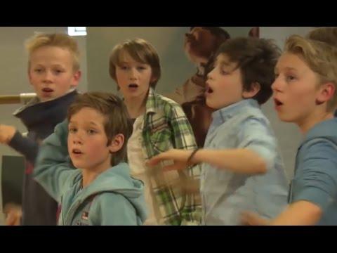 Kinderdarsteller für Hamburgs neues Musical gesucht - Stage.TV