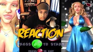 REACTING TO MY OLD GAMING VIDEOS!