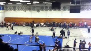 My cousin wrestling^.^