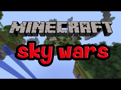 Minecraft - Skywars - skywars con ustedes!!! o.o