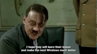 Hitler Rants About Windows 8 - Parody