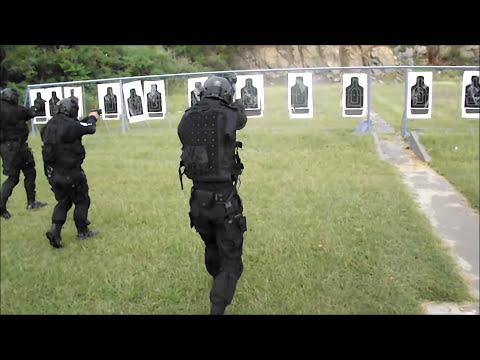 Cursos de pistola HD