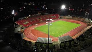 Neotroni HHS Stadium LED System Official Video- By Neotroni Lighting