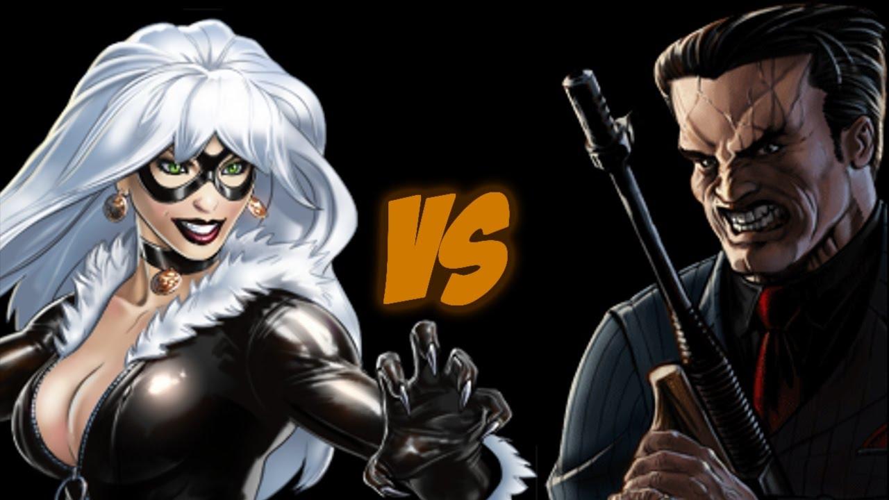 Black Cat Heroic Battle