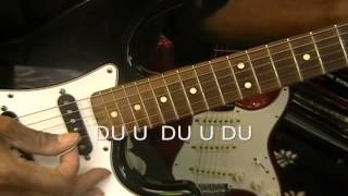 Funk Secrets #2 How To Play James Brown Style Chords & Picking On Guitar FunkGuitarGuru