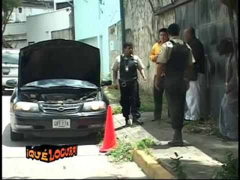 Los Poli Locos: Roberto Lugo 17/07/11
