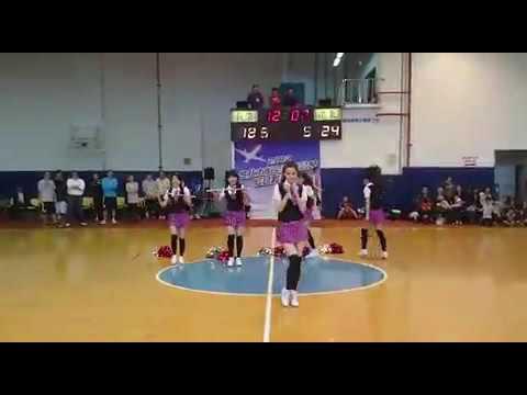 2013台北市航空同業公會籃球聯誼會 遠東航空 空姐時代舞蹈表演(下)