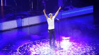 Enrique Iglesias - Hero o2 arena London 28-11-14
