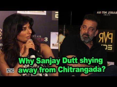 Why Sanjay Dutt shying away from Chitrangada?