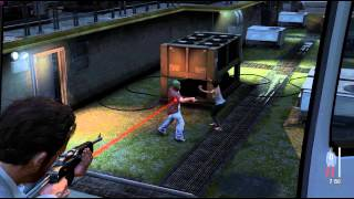 Max Payne 3 - PC Gameplay - Helicopter scene [1080p] - Ultra High Quality -