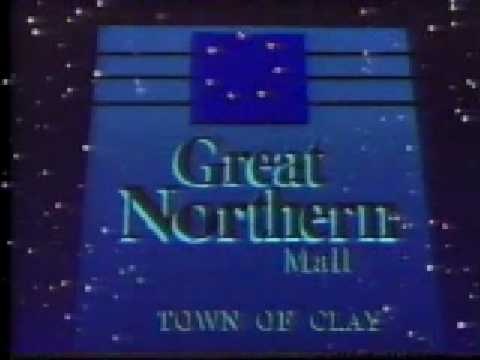 Great Northern Mall commercial - 2 - 1992 - Clay NY