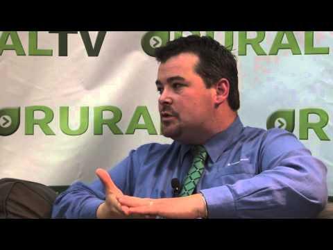 PGG Wrightson World Angus Forum - Milton Munro, Soil Scientist, PGG Wrightson NZ