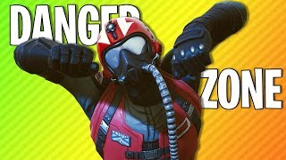 DANGER ZONE | Fortnite Battle Royale